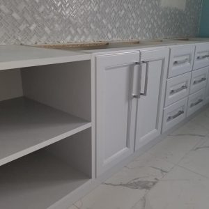 Cabinets for another happy customer