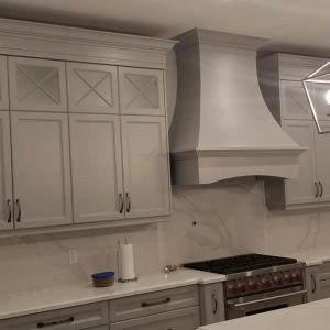 Gray kitchen 2