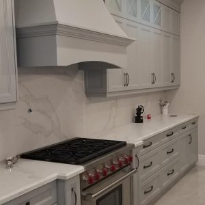 Gray kitchen 5
