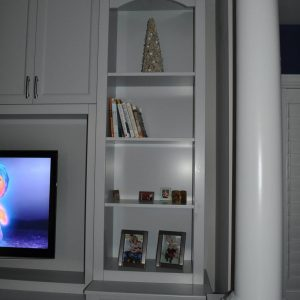 Northern Gray wall unit 2