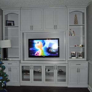 Northern Gray wall unit 4