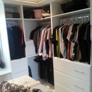 Walk in closet 4