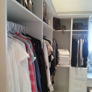 Walk in closet 6